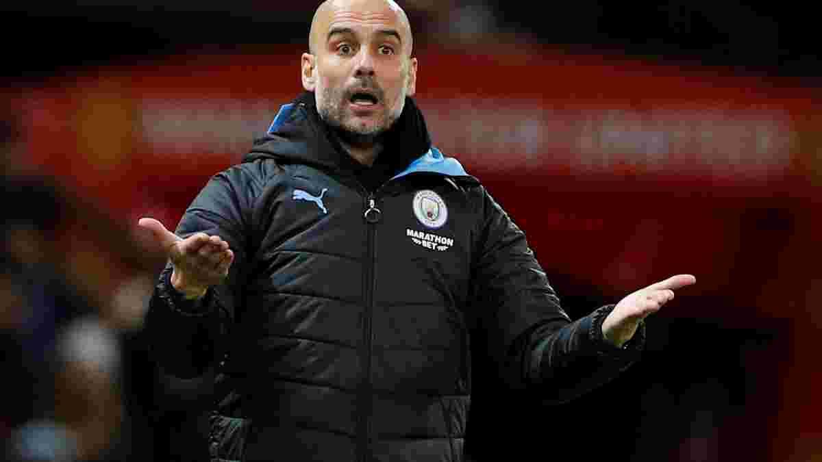 Манчестер Сіті отримав офіційний вердикт щодо дискваліфікації з єврокубків