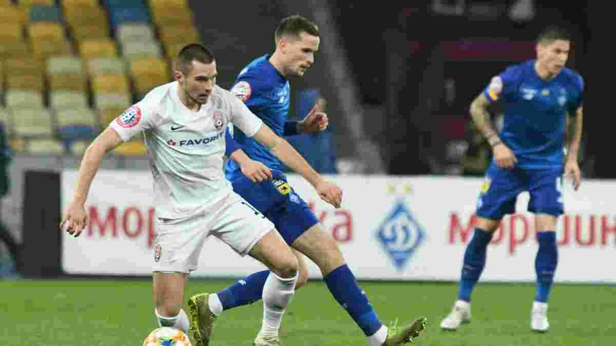 Динамо – Заря: анонс матча за второе место УПЛ