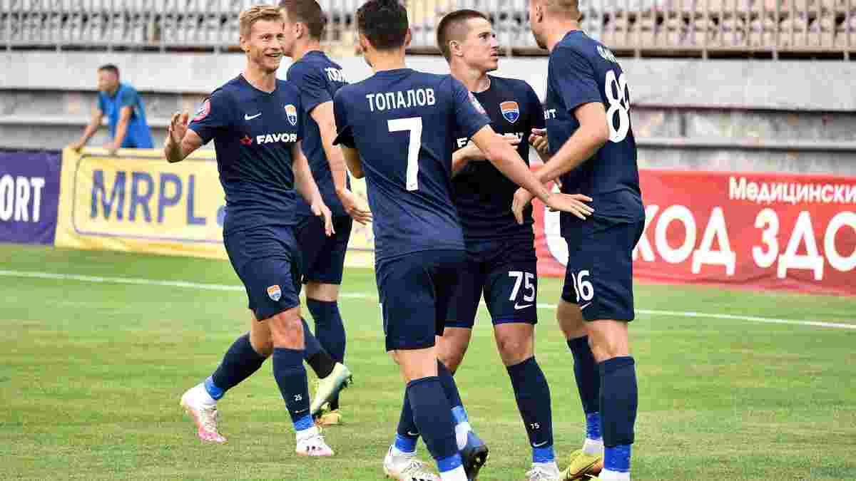 Определились обе пары плей-офф УПЛ за право сыграть в Лиге Европы