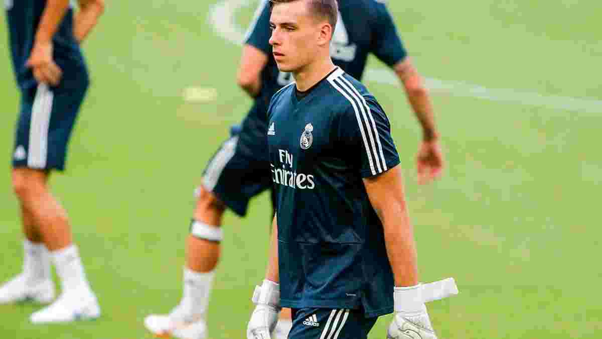 Зідан був категорично проти: чому Луніну не варто повертатися в Реал прямо зараз?