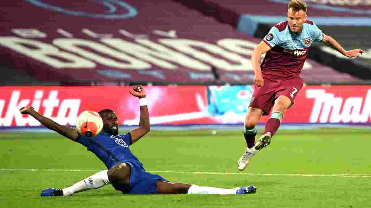 Ярмоленко – автор найкращого гола сезону у Вест Хемі за версією Football London