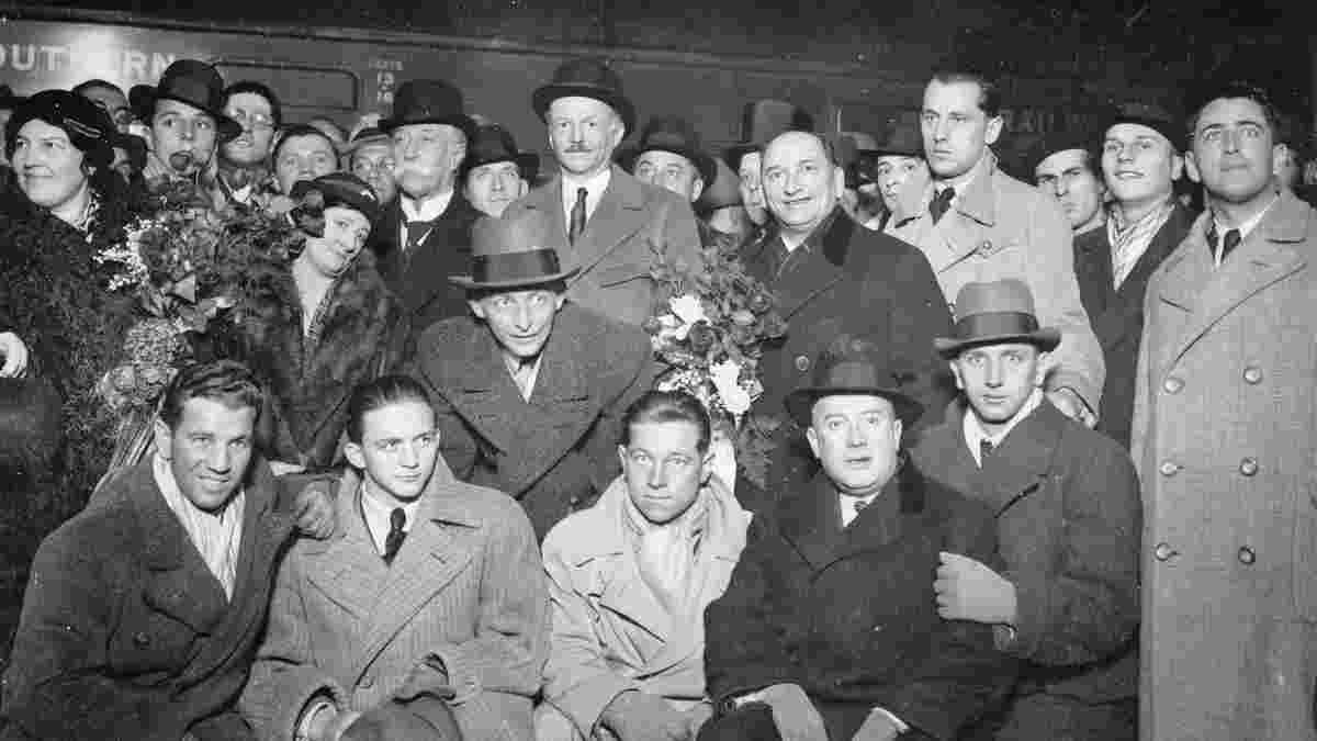 Вундертім: народження та перемоги збірної Австрії 1930-х – як Сінделар, Хіден і Ко стали суперзірками футболу й богеми