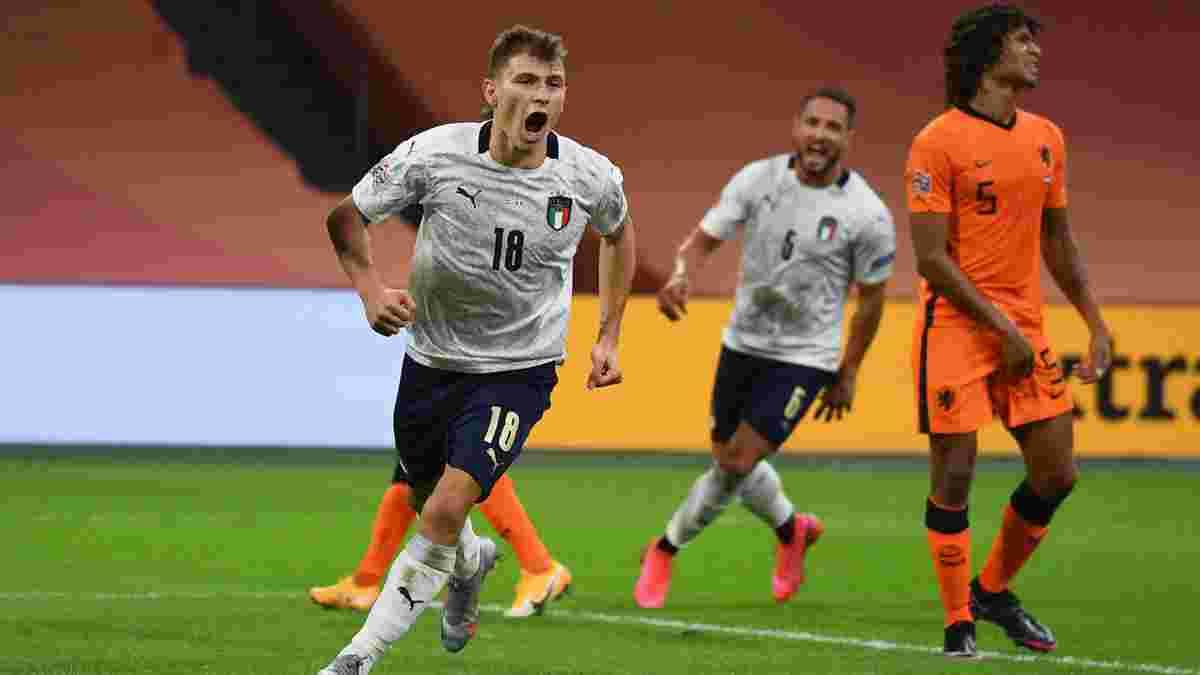 Италия победила Нидерланды: тактическое поражение Лодевегеса, ничего хорошего для Украины и топ-матч Иммобиле
