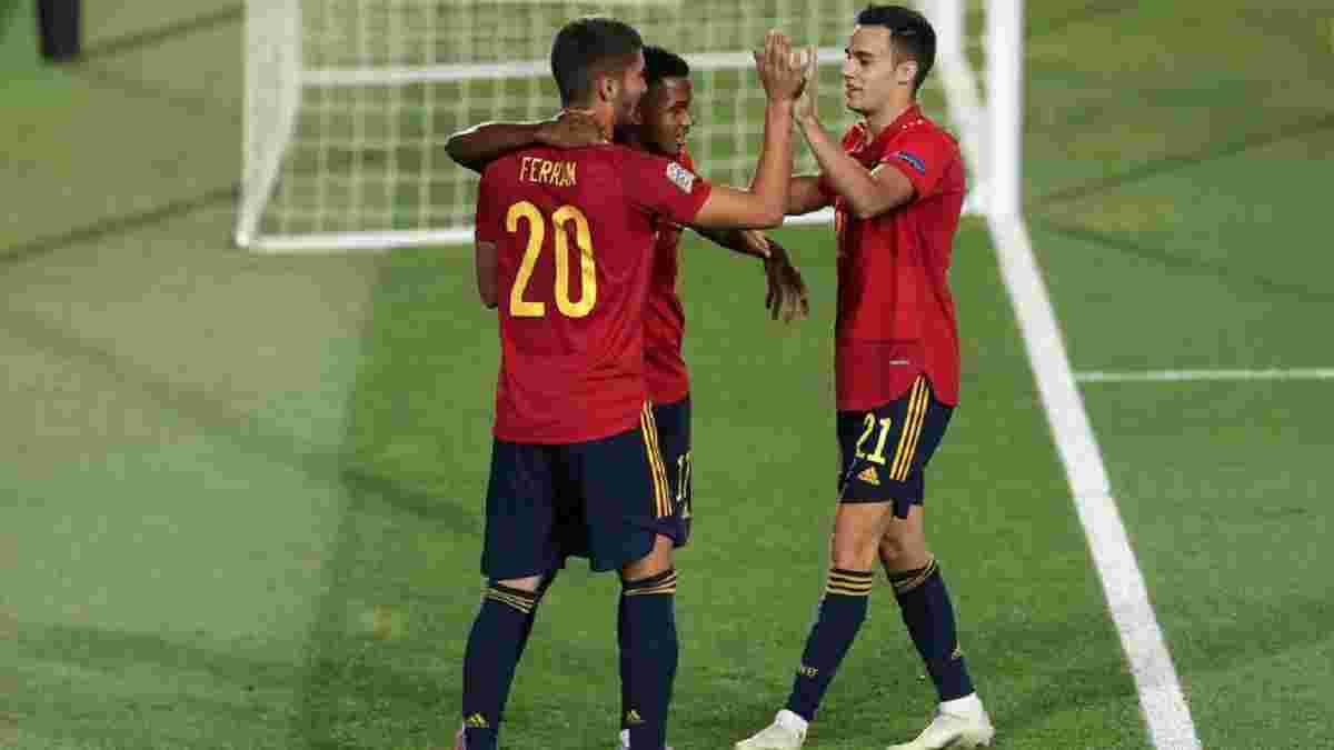 Оскар Родригес назвал залог успеха сборной Испании в матче против Украины