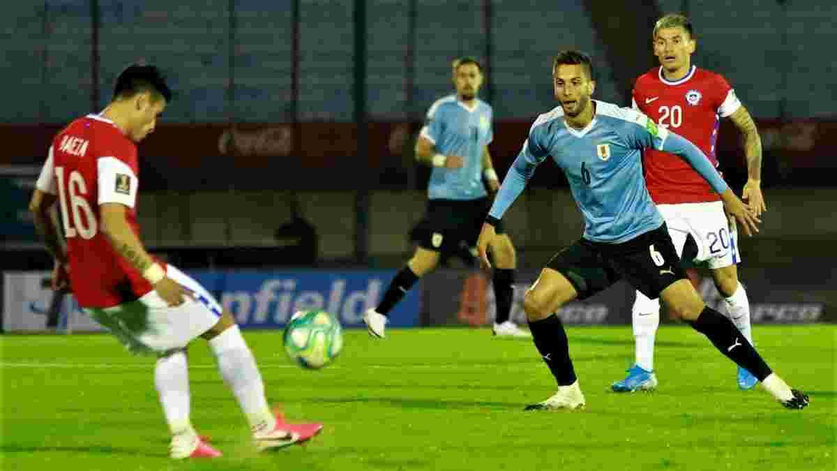 Отбор ЧМ-2022: Месси принес победу над Эквадором, триллер Уругвая и Чили, боевая ничья в Парагвае