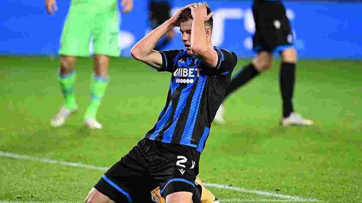 Соболь пробачив Лаціо вражаючим промахом – італійська преса видихнула з полегшенням і низькими оцінками