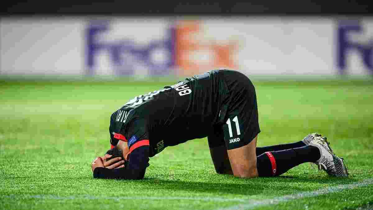 Ліга Європи: Арсенал декласував Дандолк, Рома не змогла переграти ЦСКА Софію, Байєр сенсаційно поступився