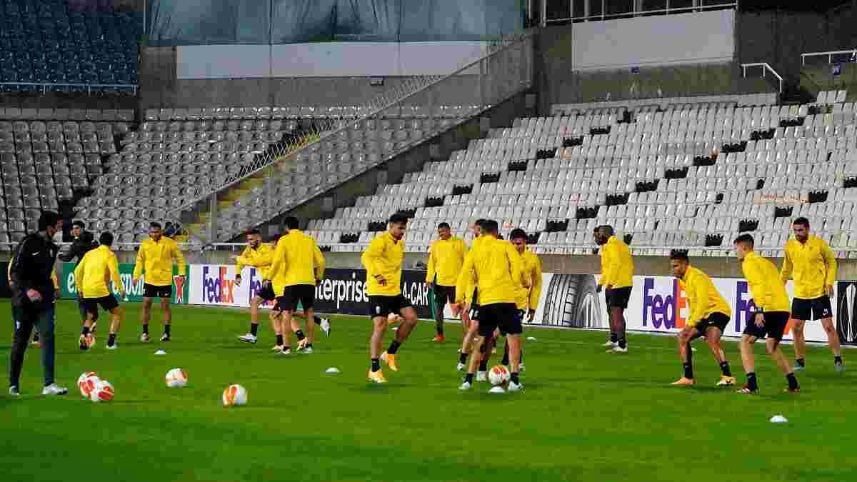 Ла Ліга відмовилась переносити поєдинок Гранади з Реал Сосьєдадом – у заявці команди Дієго Мартінеса лише 13 гравців