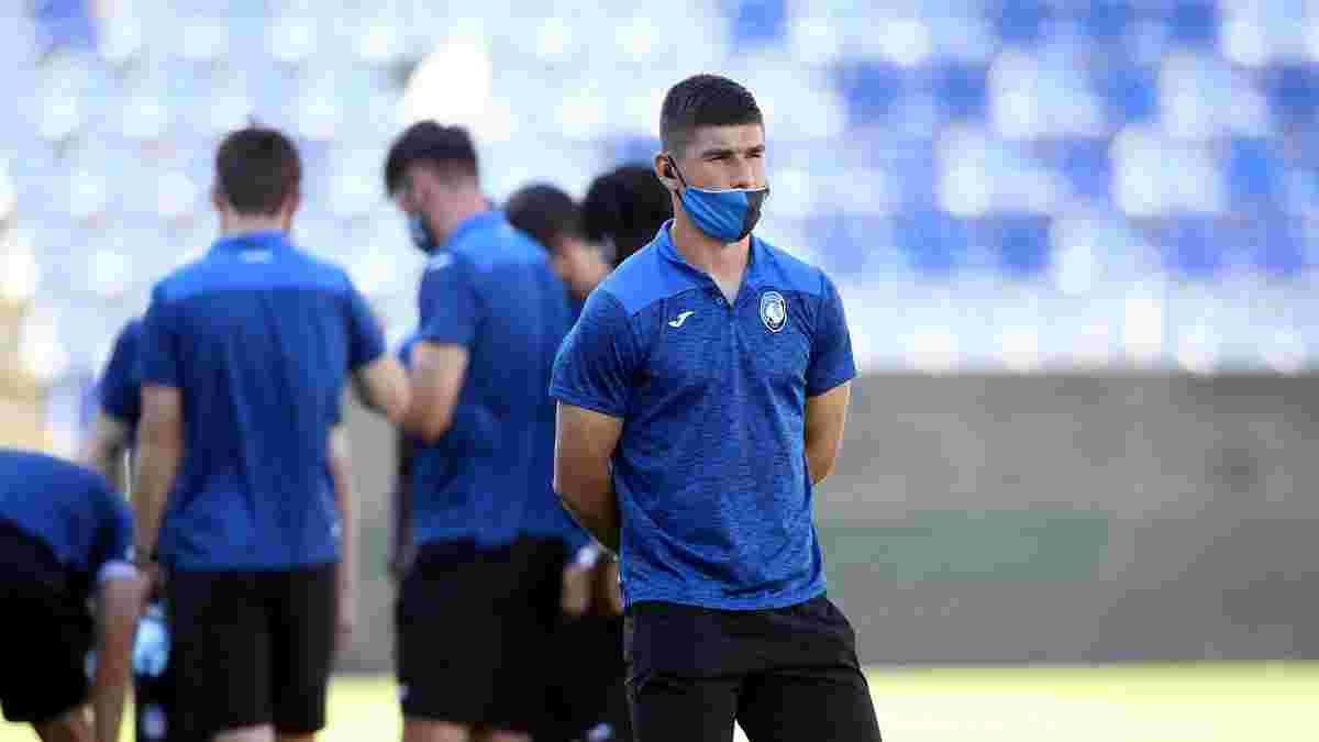 Аталанта – Интер: Малиновский в старте на матч Серии А