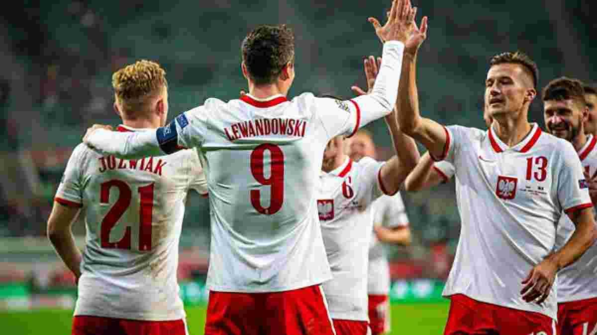 Польща втратила кількох виконавців перед матчем зі збірною України
