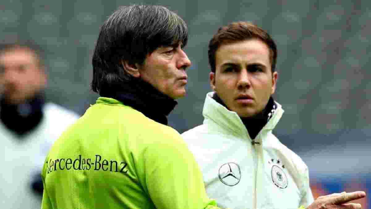 Лёв не закрыл дверь в сборную Германии для Гётце – герой победного ЧМ может получить вызов даже из ПСВ