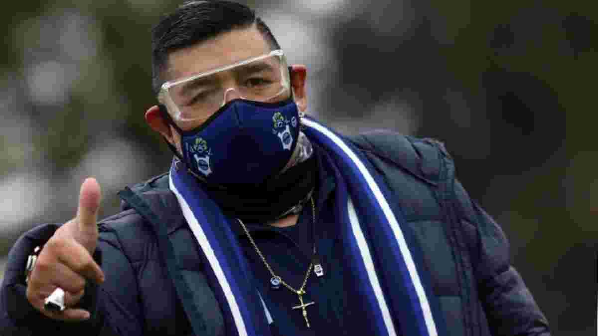 Марадона покинул больницу после тяжелой операции