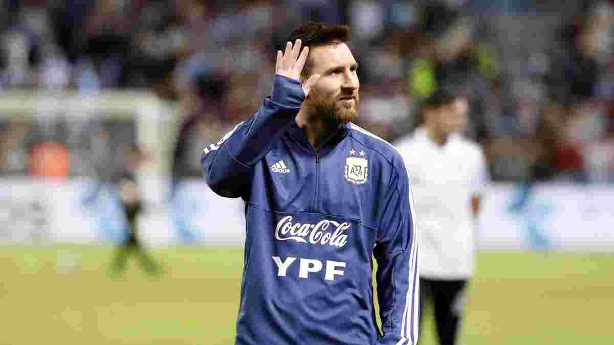 """""""Мессі мав проблеми зі щиколоткою"""", – тренер Аргентини розповів про участь Ліонеля у найближчих матчах"""