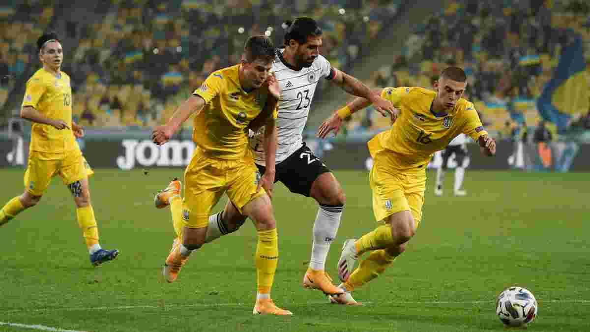 Германия – Украина: где смотреть матч Лиги наций