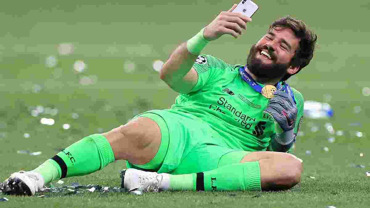 Аліссон зізнався, де хотів би продовжити кар'єру після відходу з Ліверпуля