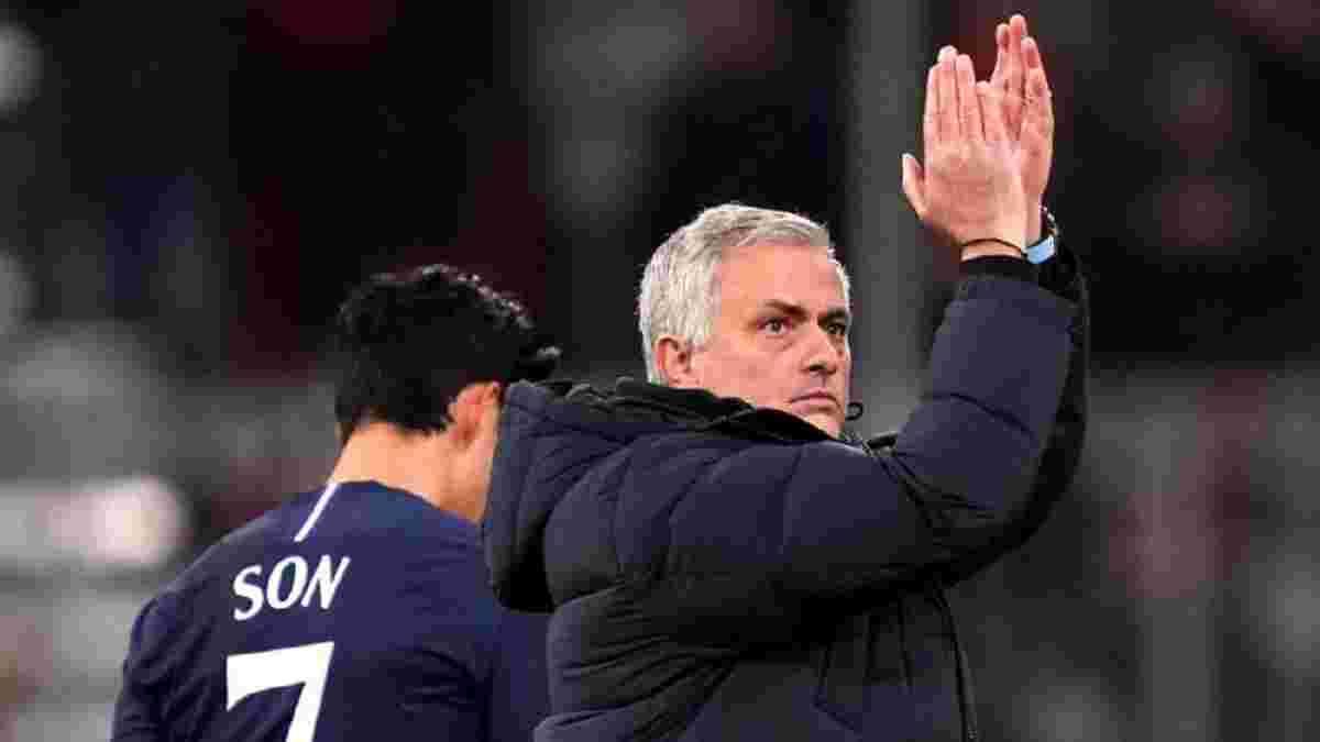 """""""Ливерпуль подорвал АПЛ в прошлом году"""", – Моуринью оценил возможности Тоттенхэма в Англии"""