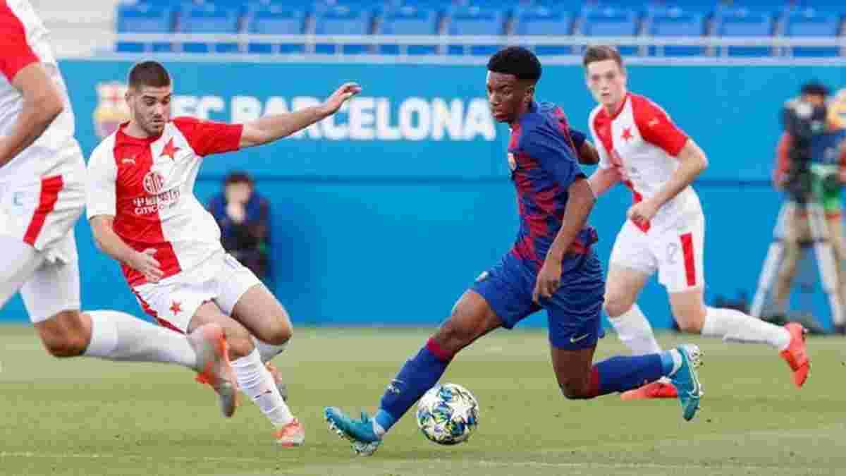 Барселона планирует избавиться от Фирпо и уже нашла ему талантливую замену