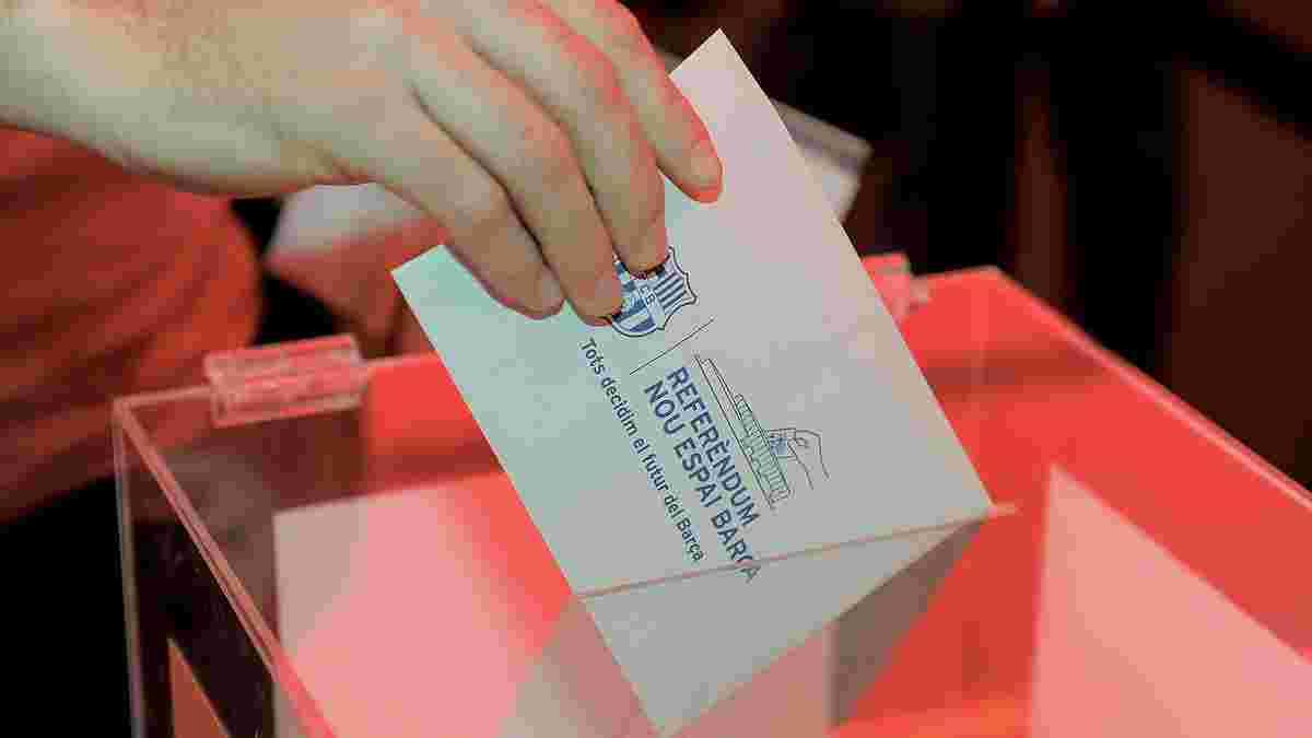 Барселона визначилась з датою виборів президента клубу