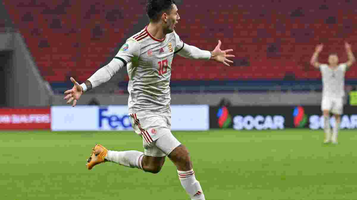 Реал следит за вундеркиндом сборной Венгрии и уже получил именитых конкурентов