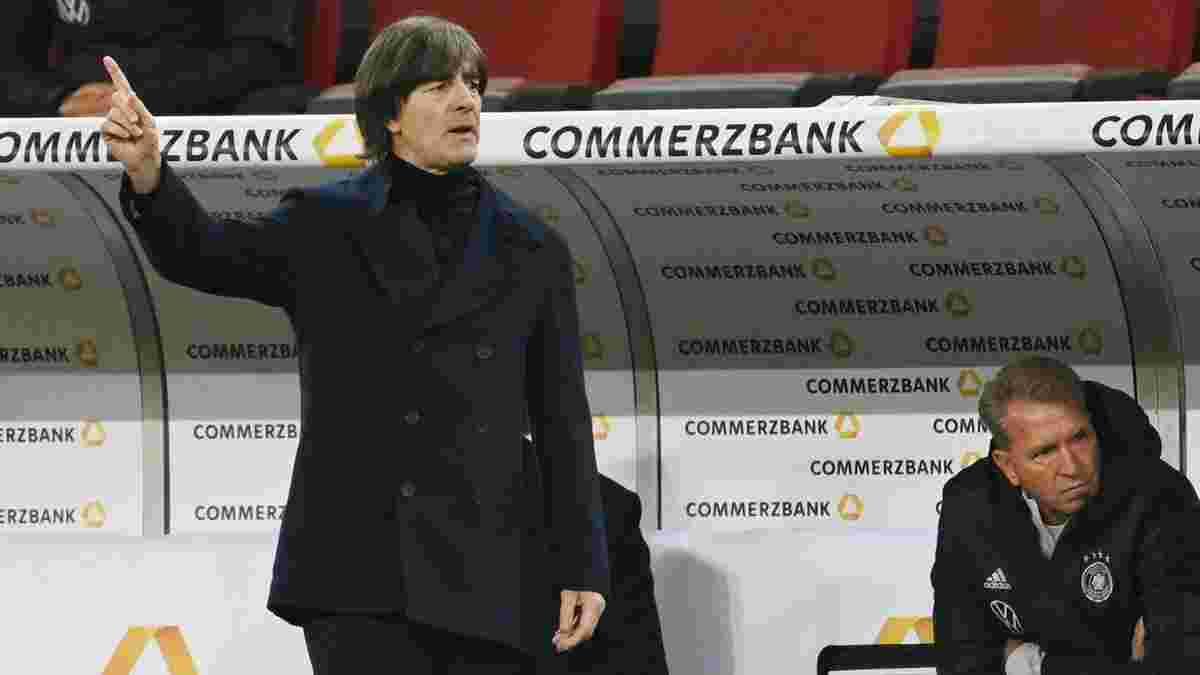 Германия – Украина: Лёв определился с заявкой на матч Лиги наций