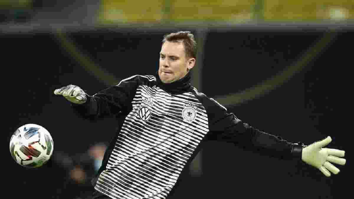 Нойєр завдяки матчу проти України повторив рекорд легендарного Майєра