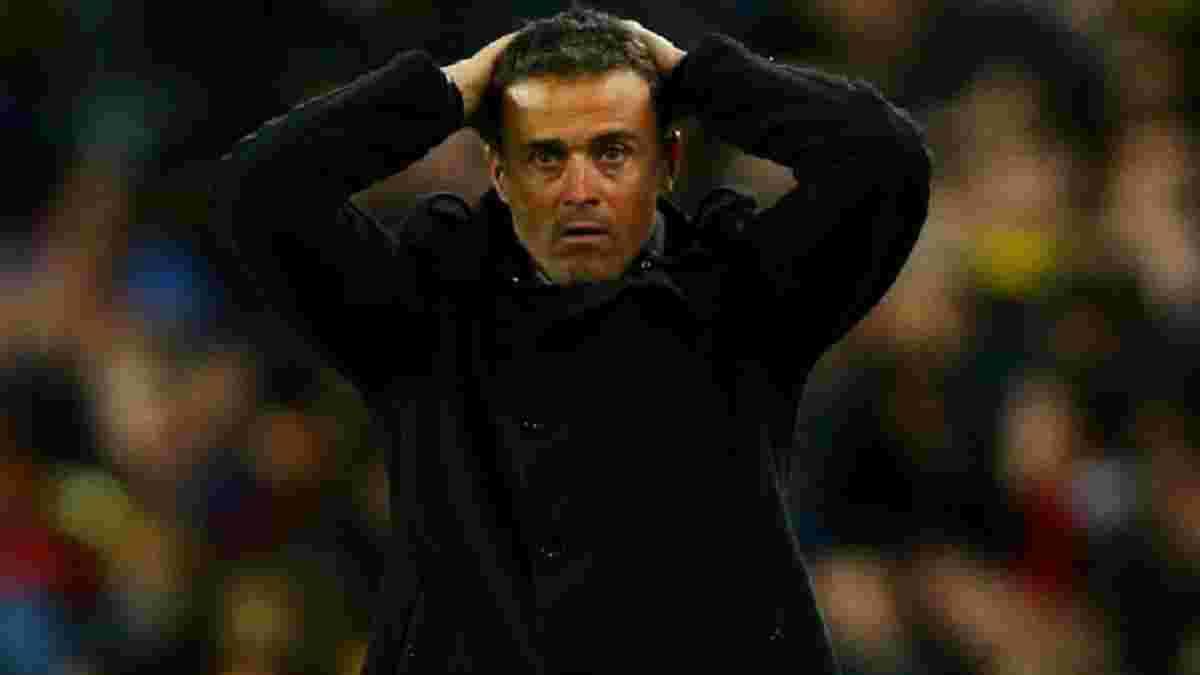 Луїс Енріке не знав, що збірна Іспанії 17 хвилин грала в більшості – курйоз дня
