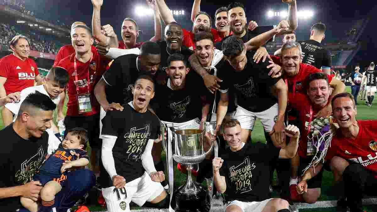 Испанская федерация проведет два финала Кубка в течение 14 дней – прошлого и нынешнего сезонов