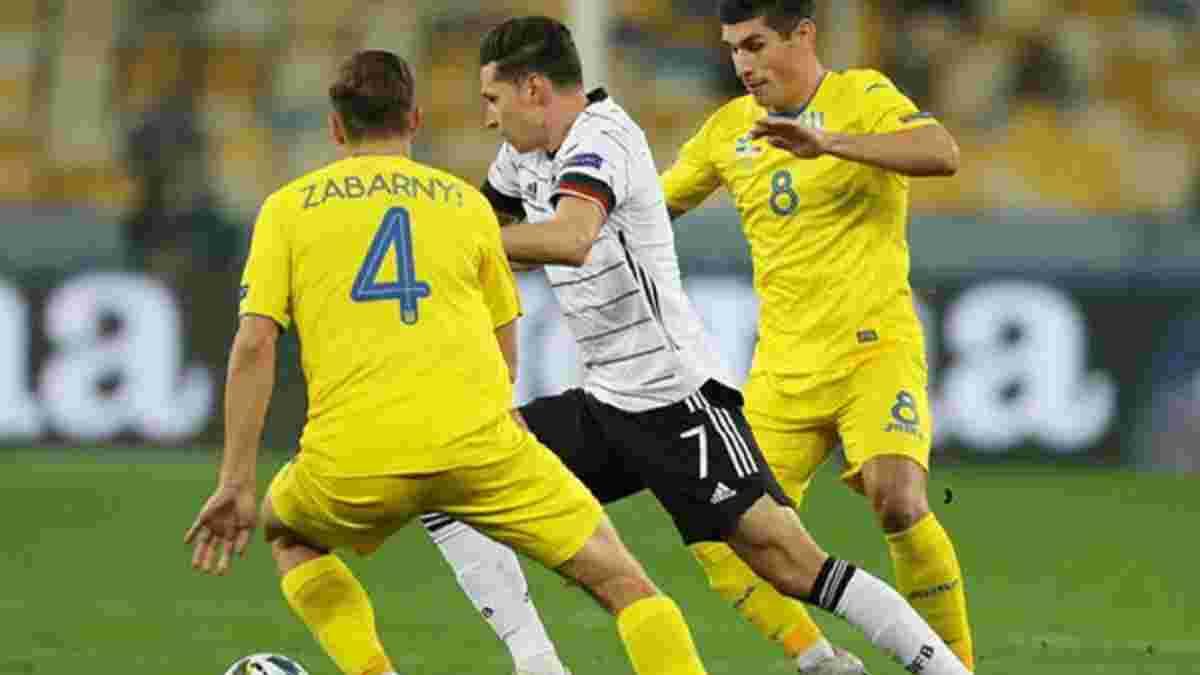 Федецкий назвал главный недостаток сборной Украины в матче против Германии