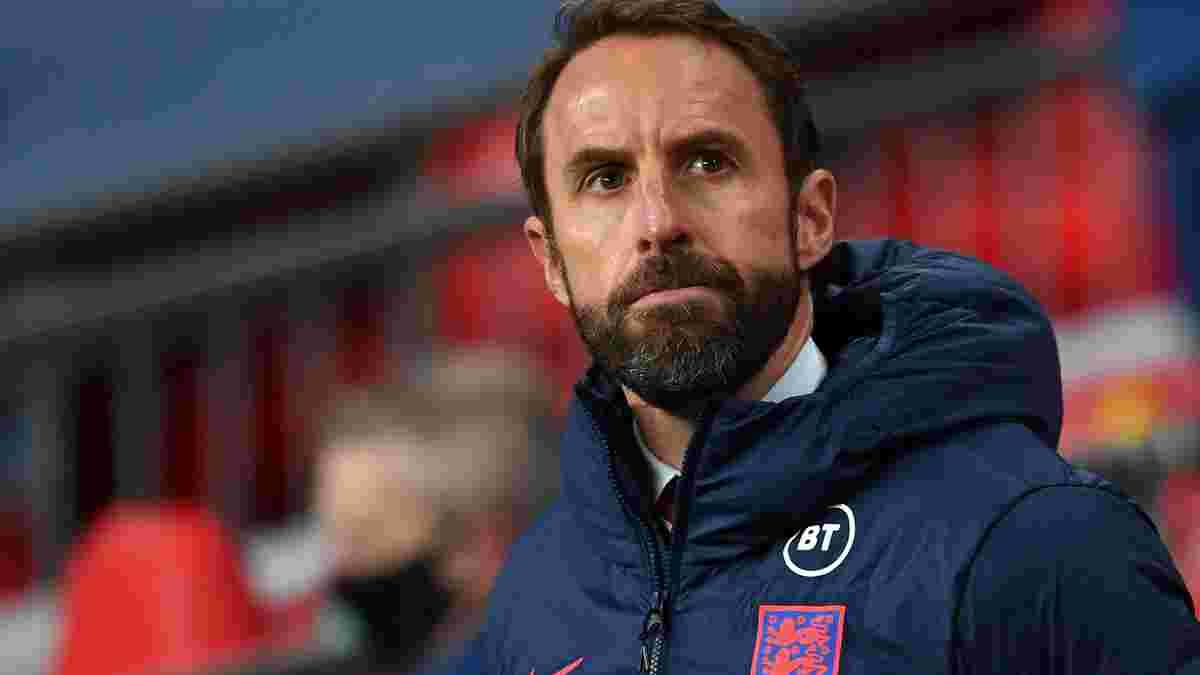 Саутгейт в восторге от игры сборной Англии, несмотря на проигрыш Бельгии и потерю шансов на плей-офф Лиги наций