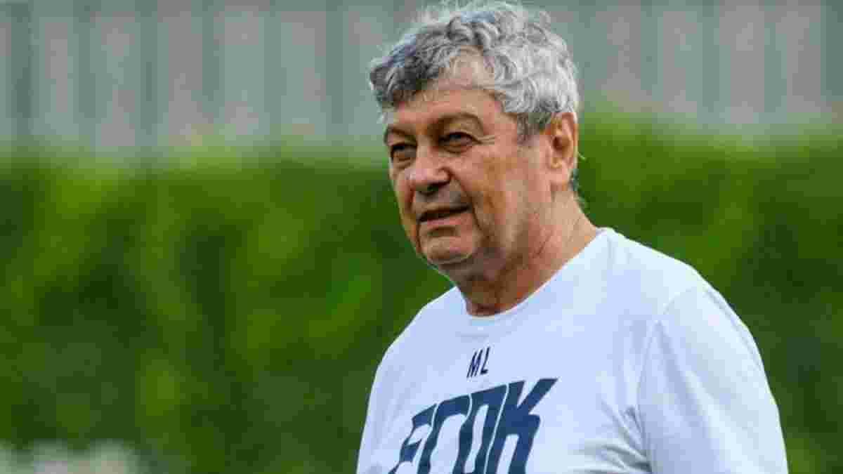 Луческу не покидатиме Динамо – тренер киян пояснив, чому з'явились чутки про його відставку