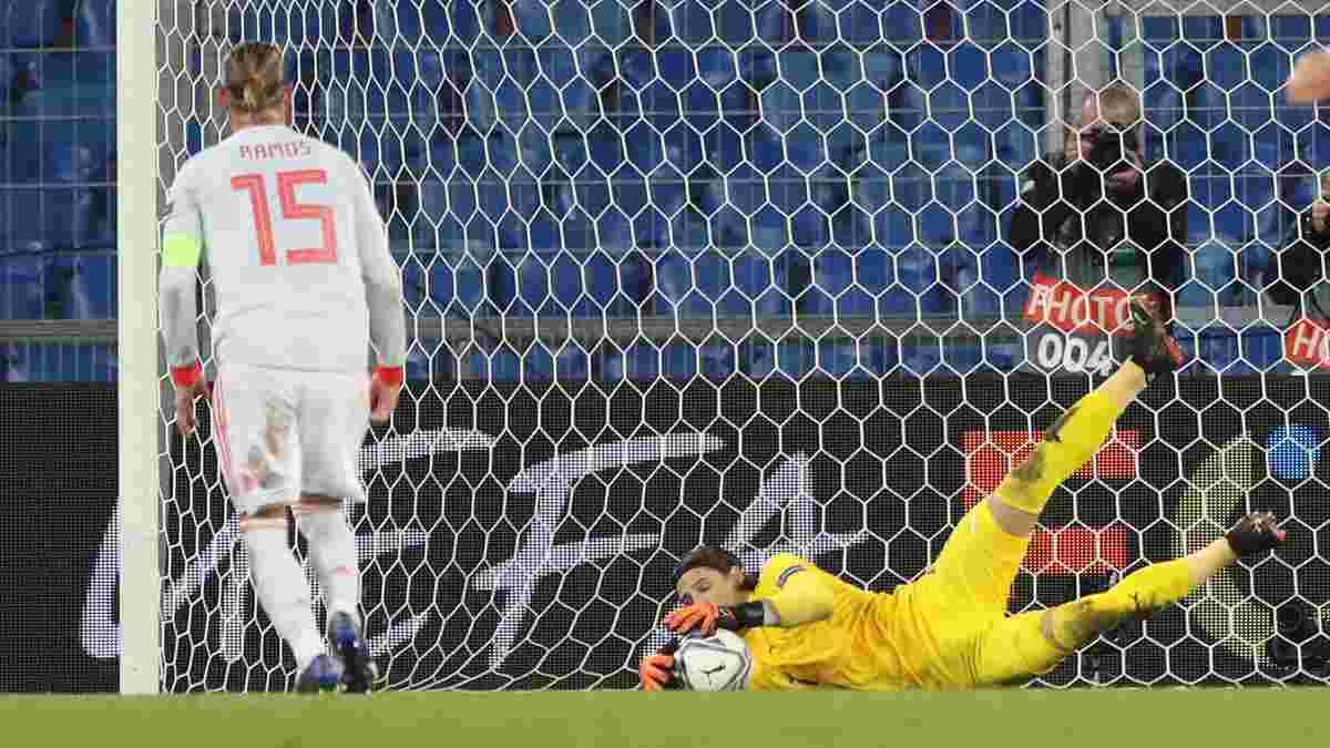 """""""Він завжди під тиском"""": Луїс Енріке не бачить проблеми через 2 нереалізовані пенальті Серхіо Рамоса"""
