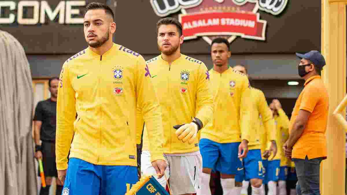 Бразилия U-23 с хавбеком Шахтера в старте соревнуется с египтянами – прямая видеотрансляция спарринга