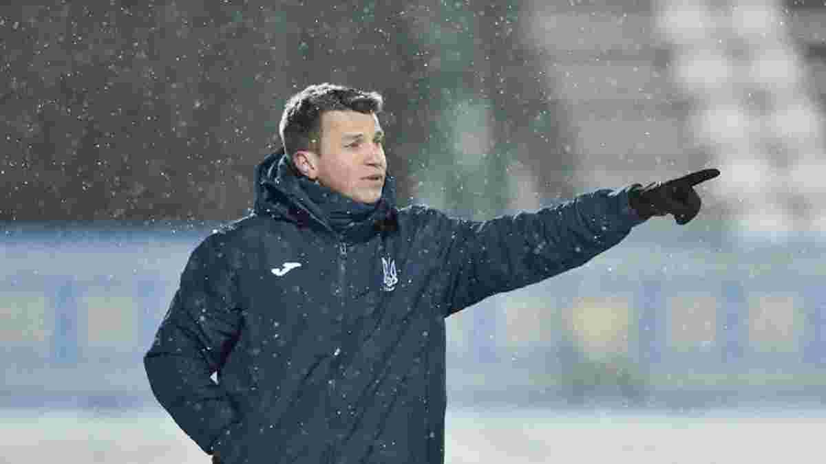 Ротань оцінив можливість замінити збірну Шевченка в Швейцарії