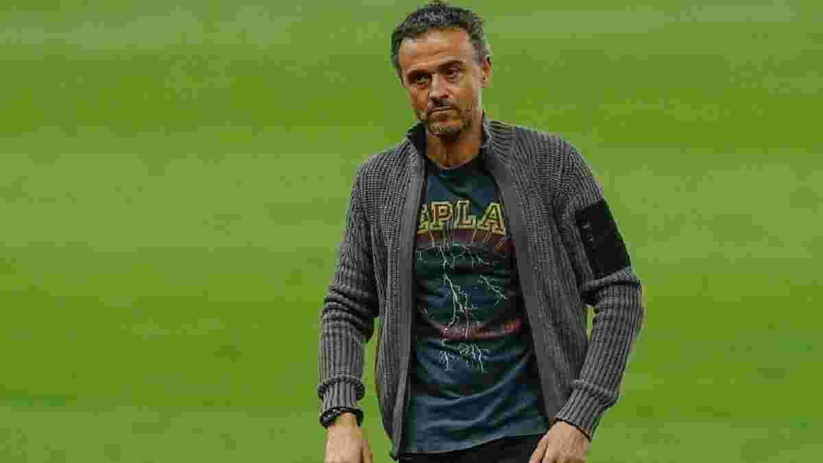Луїс Енріке прокоментував шалену перемогу над Німеччиною, пригадавши фіаско в Києві