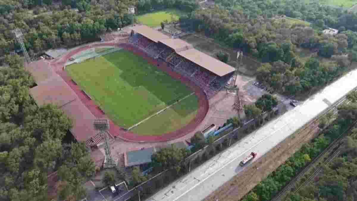 Маріуполь продовжує реконструкцію стадіону – арена зможе приймати єврокубкові матчі