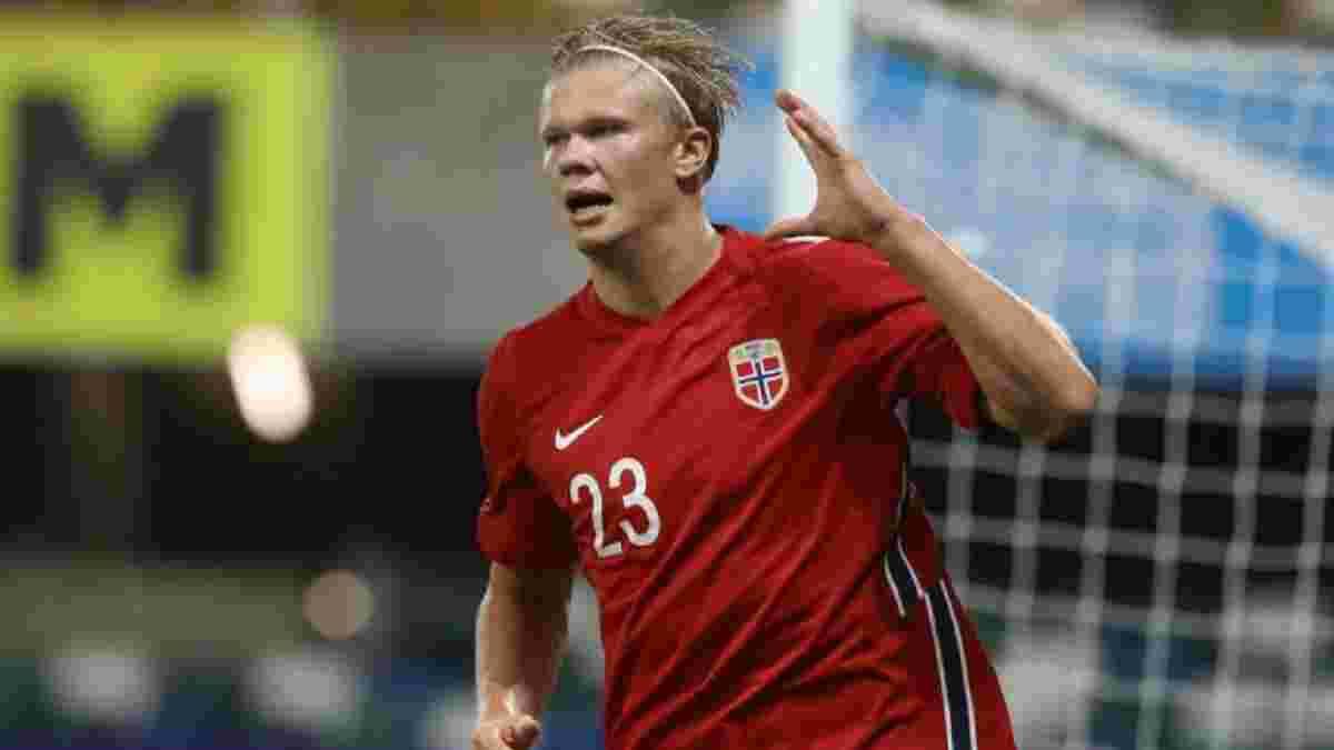 Холанд виграв бомбардирські перегони Ліги націй – лідеру Норвегії не завадила відсутність у двох останніх матчах