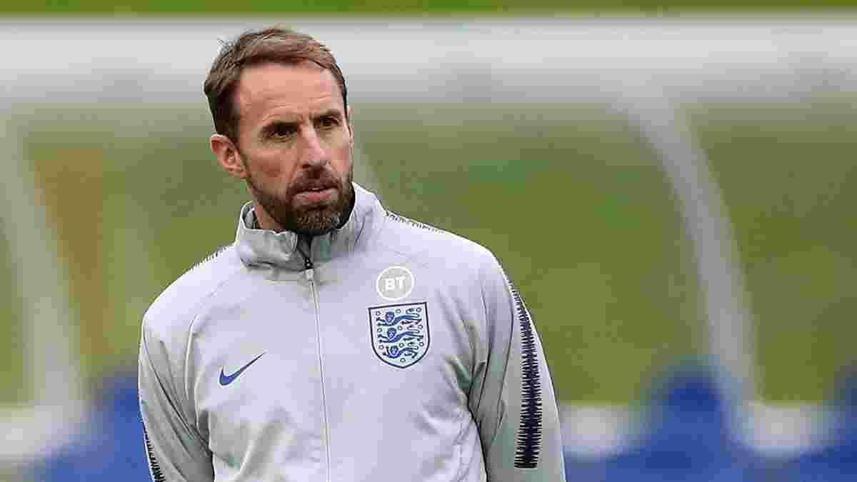 Саутгейт нашел в игре сборной Англии парадокс, который помешал пробиться в плей-офф Лиги наций