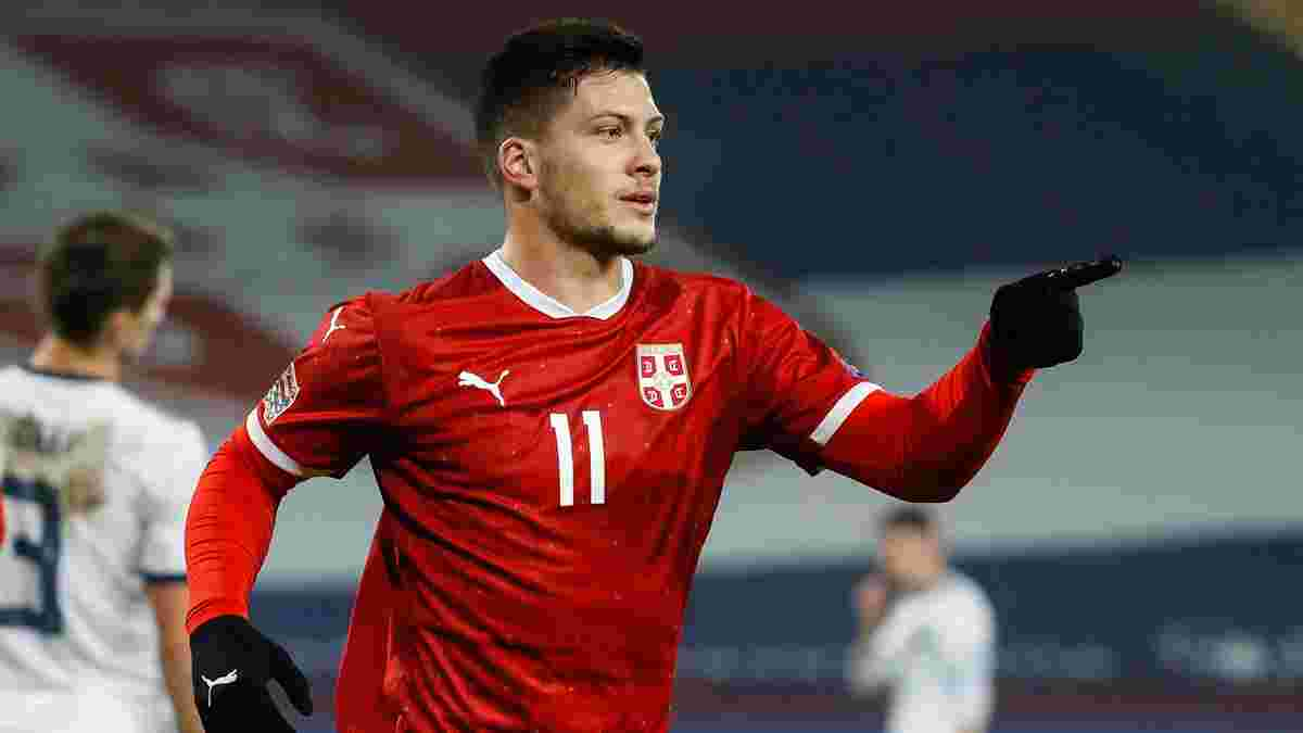 Йович надеется, что разгром России станет первым шагом на пути реанимации сборной Сербии