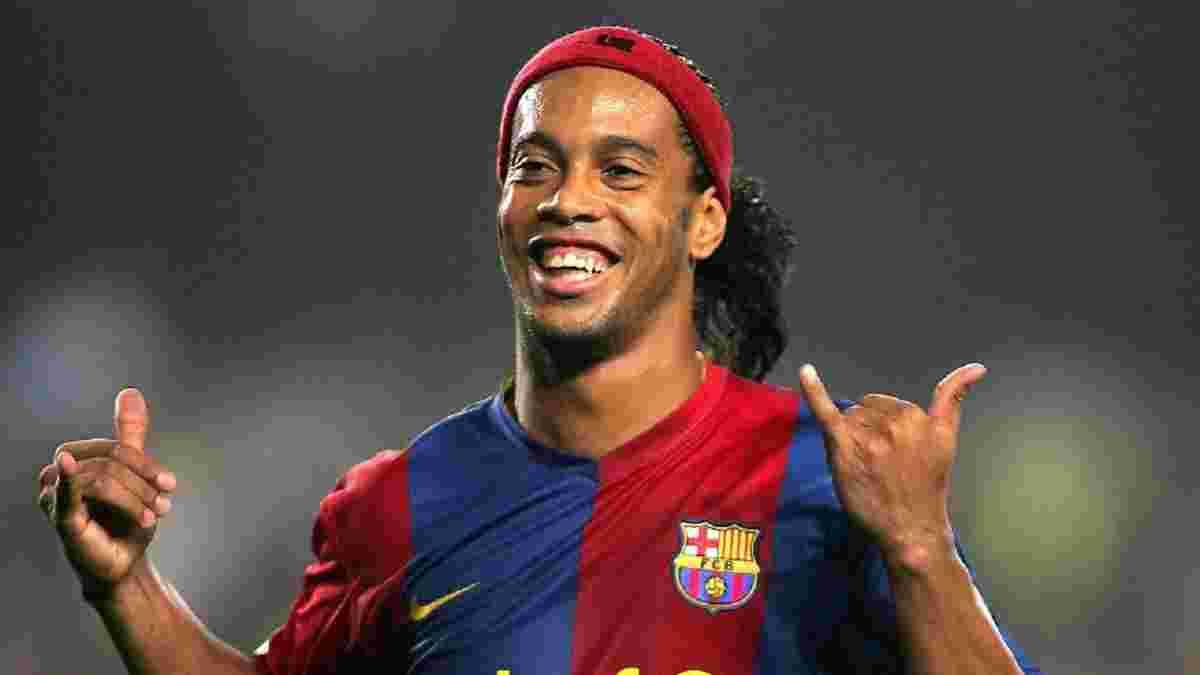 Роналдиньо 15 лет назад сделал посмешище из обороны Реала – звезде Барселоны аплодировал весь Сантьяго Бернабеу