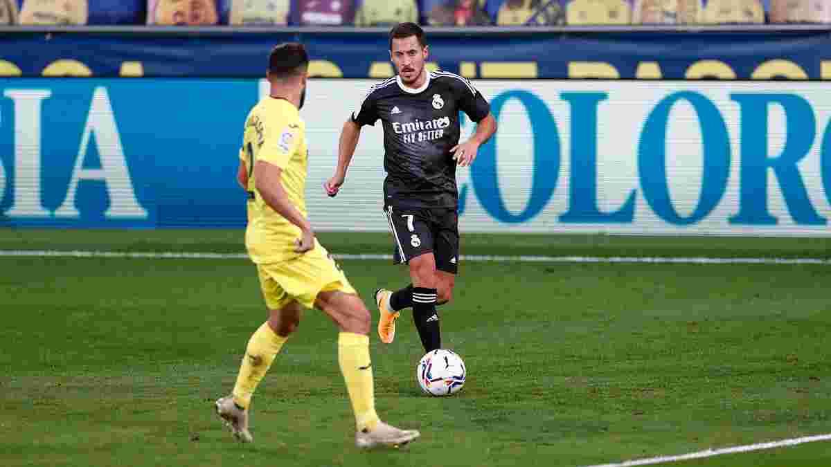 Вильярреал – Реал Мадрид – 1:1 – видео голов и обзор матча