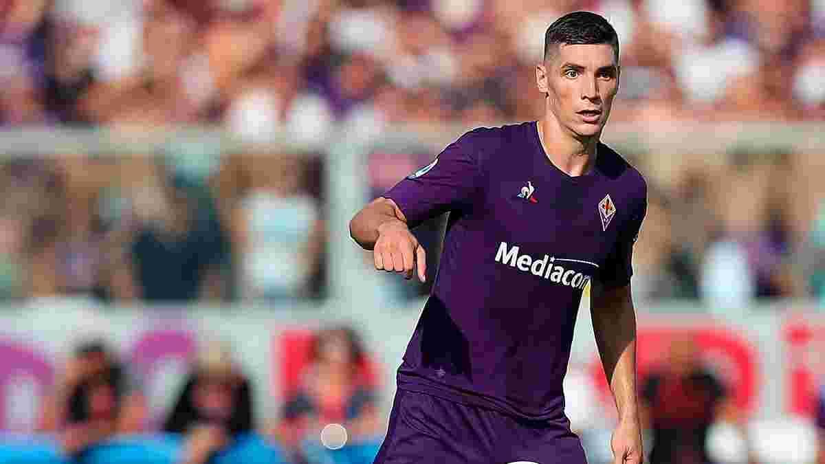 Мілан готовий здійснити трансфер захисника Фіорентини за 30 мільйонів євро