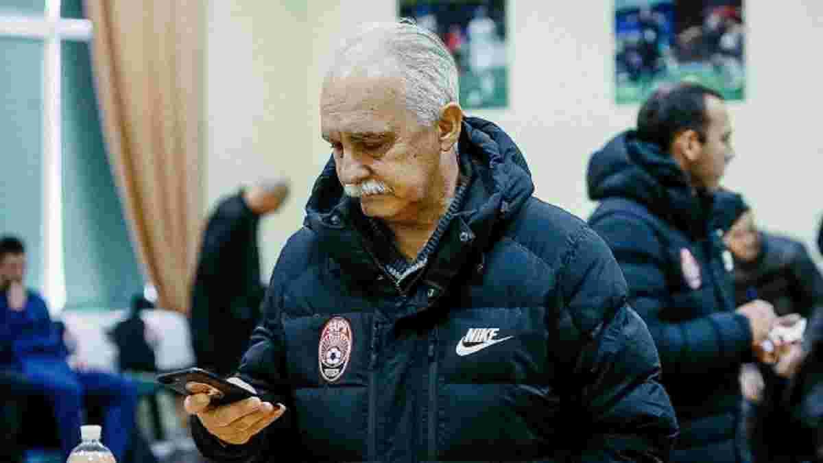 Рафаилов не собирается возвращаться в футбол – функционер имел предложение из-за рубежа