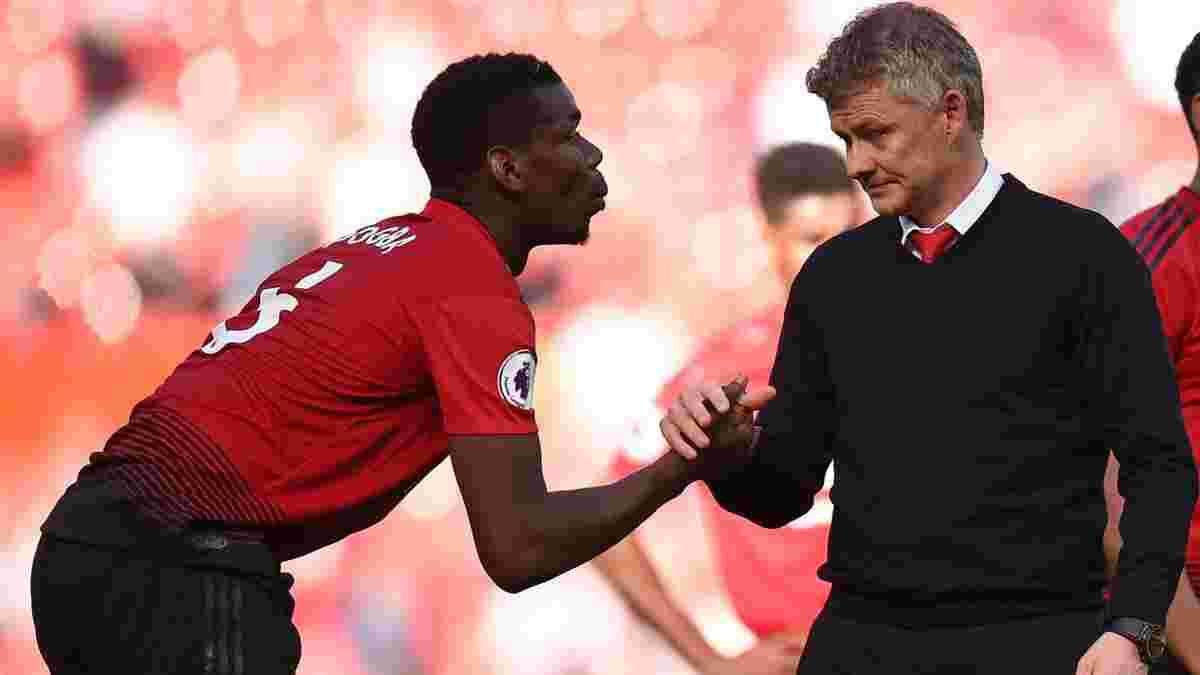 Погба розглядає варіант втечі з Манчестер Юнайтед – він вже робив так раніше
