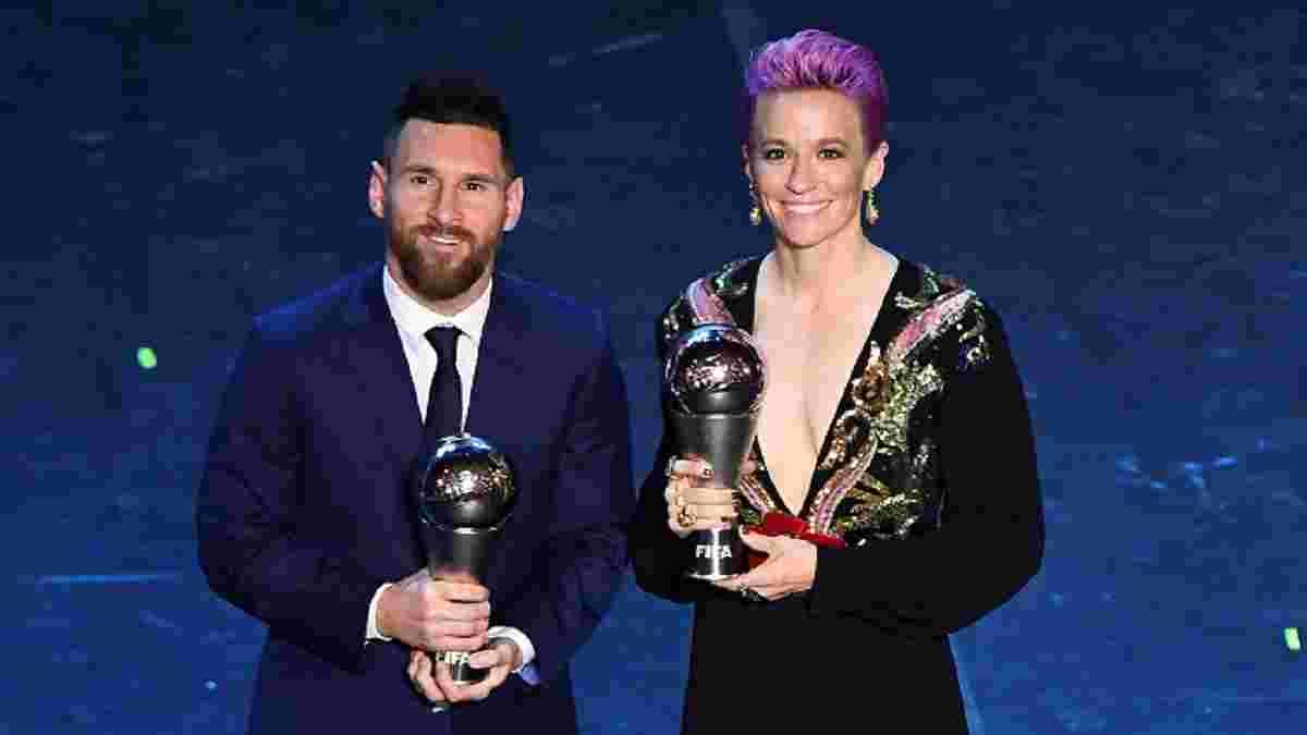 ФИФА объявила дату и формат церемонии The Best-2020