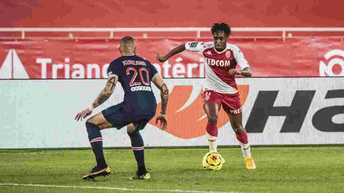 Монако – ПСЖ – 3:2 – видео голов и обзор матча