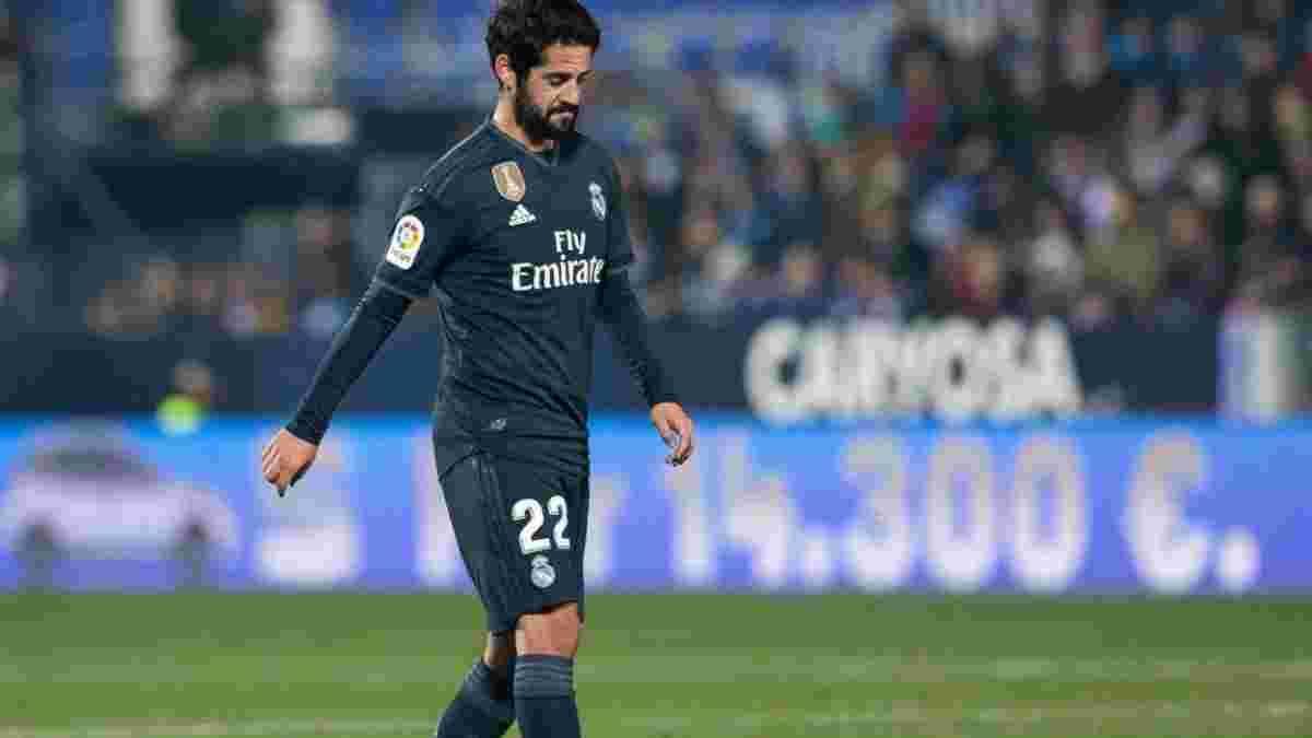 Иско готов покинуть Реал уже в январе