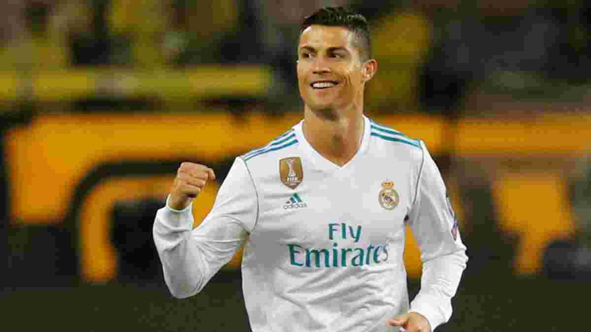 Роналду намекает на желание вернуться в Реал, – Marca