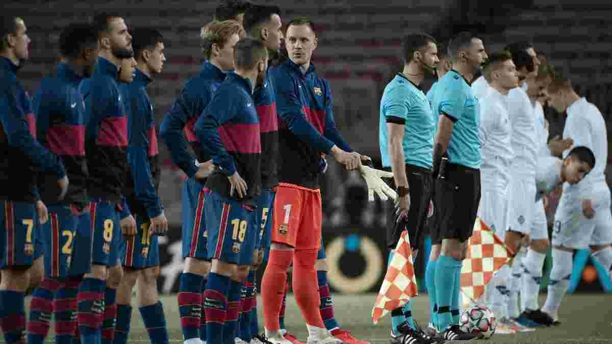 Динамо – Барселона: Месси и Ко не будут тренироваться в Киеве перед матчем ЛЧ – расписание пребывания испанцев в Украине