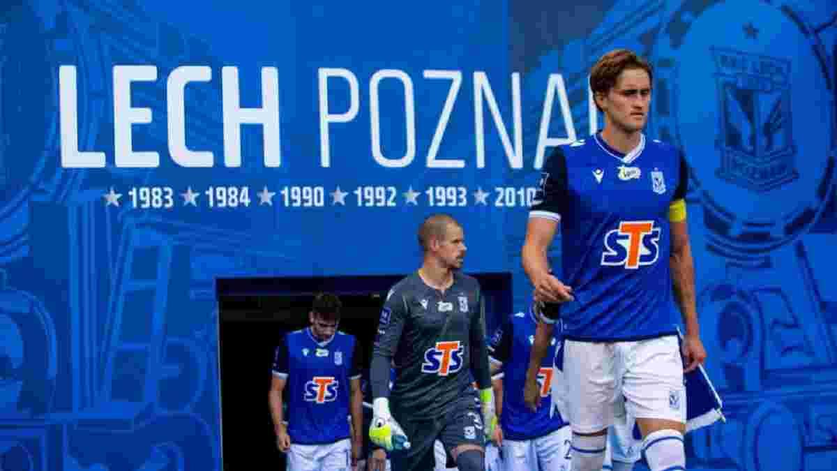 Лех Бутка втратив перемогу в поєдинку з шістьма голами проти лідера Екстракляси