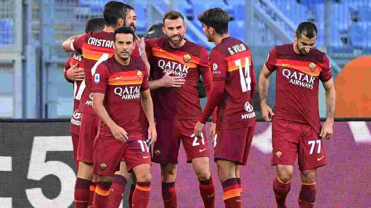 Шедевр Мхітаряна у відеоогляді матчу Рома – Парма – 3:0